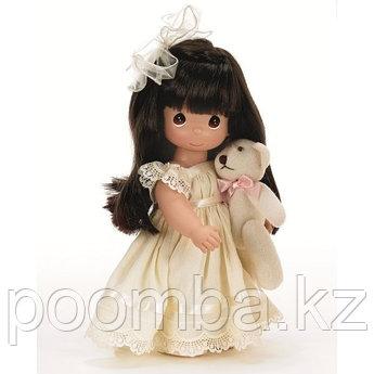 Кукла Precious Moments Люби меня (брюнетка)