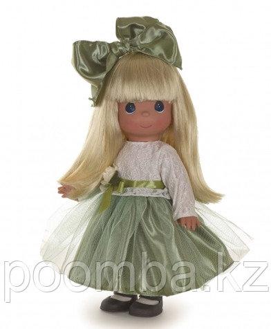 Кукла «Precious Moments» (Симпатичная блондинка в кружевах)
