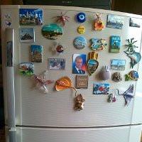 Магниты на холодильник в Алматы - фото 1