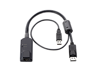 HP KVM Console USB/Display Port Interface Adapter (for AF651A & AF652A)