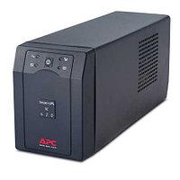 Smart-UPS 620VA/390W, 230V, Line-Interactive, Data line surge protection, Hot Swap User Replaceable Batteries,