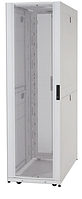 NetShelter SX 42U 600mm Wide x 1070mm Deep Enclosure with Sides Grey RAL7035