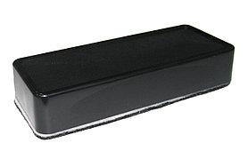 Губка-стерка для маркерной доски 121x48мм, магнитная, черная Data Zone