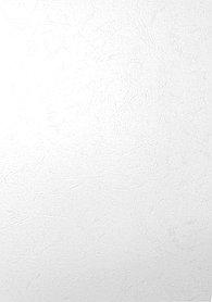 "Обложка для переплета, A4, 230гр, картон ""под кожу"", белая Bindermax"