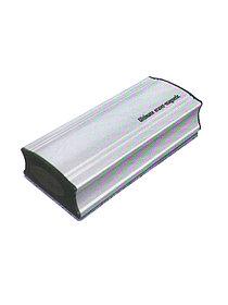 Стерка для маркерной доски 124x55мм, магнитная, Data Zone