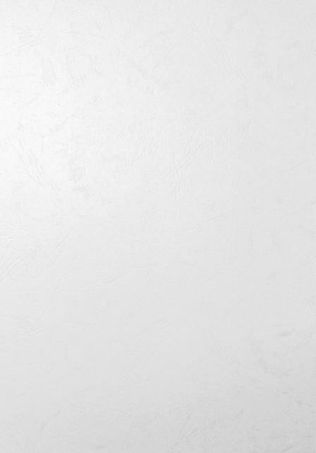 "Обложка для переплета, A3, 230гр, картон ""под кожу"", белая Bindermax"
