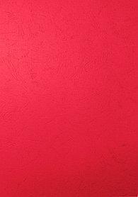 """Обложка для переплета, A4, 230гр, картон """"под кожу"""", красная Bindermax"""