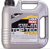 Моторное синтетическое масло Liqui Moly 5W-40 TOP TEC 4100 5л