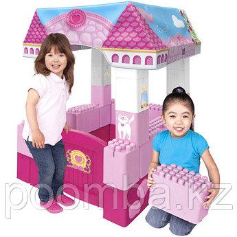Замок-конструктор для девочек