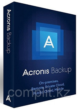 Acronis Backup 12 Workstation Licence