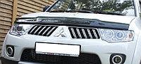 Мухобойка (дефлектор капота) EGR Mitsubishi L200 2006-2015 широкий