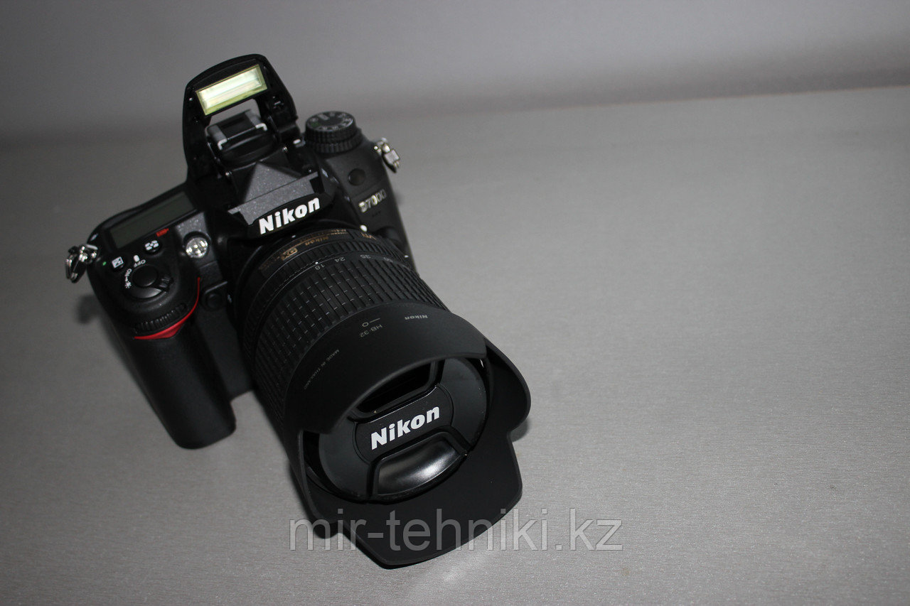 Фотоаппарат Nikon D7000 kit (18-105) VR