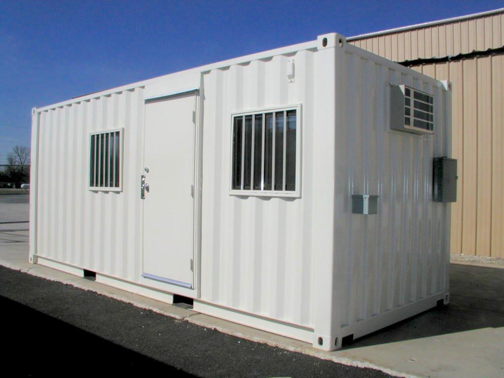 Бытовка, контейнер 20ф (эконом)