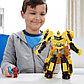 Трансформер Robots in Disguise - Бамблби и миникон Баззстрайк, фото 5