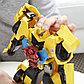 Трансформер Robots in Disguise - Бамблби и миникон Баззстрайк, фото 6
