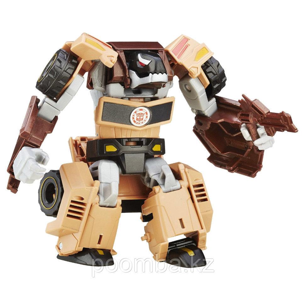 """Трансформер """"Роботы под прикрытием"""" Quillfire"""