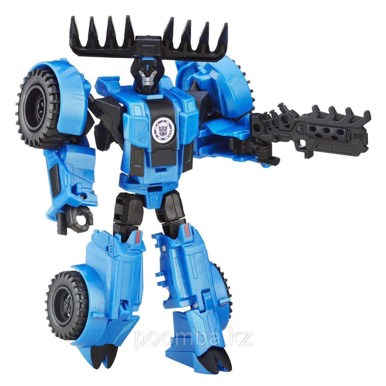 """Трансформер """"Роботы под прикрытием"""" Thunderhoof"""