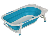 Детская складная ванна 8833 бирюзовый FROEBEL , фото 1
