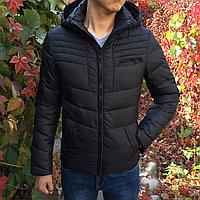 Короткая зимняя куртка L(48)