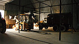 Строительство гаражей для сельскохозяйственной и специальной техники, фото 2