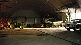 Строительство гаражей для сельскохозяйственной и специальной техники, фото 3