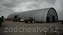 Строительство гаражей для сельскохозяйственной и специальной техники