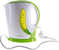 Электрический чайник Maxwell MW-1062 (зеленый) (001)
