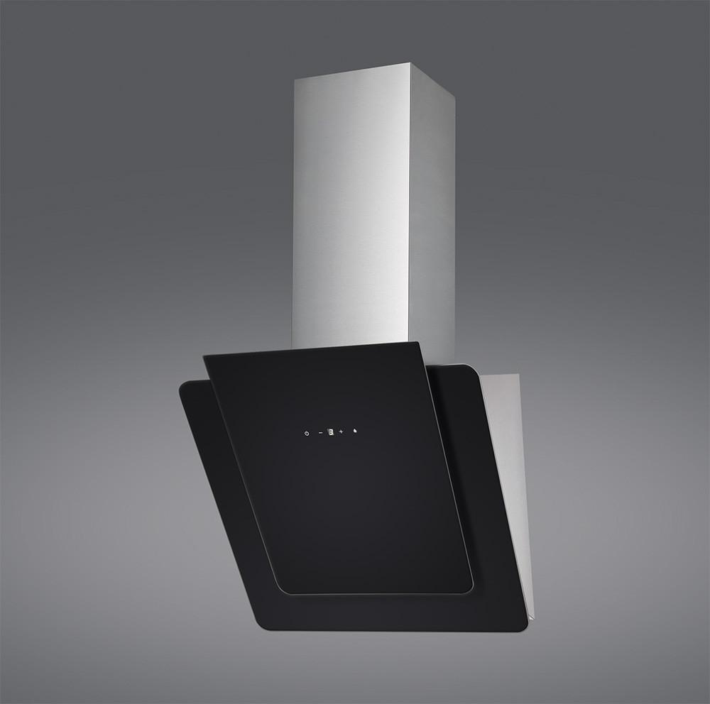 Кухонная вытяжка пристенная SLHD2460BAA black