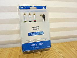 AV кабель для Sony PSP Slim (композитный) PSP-S150