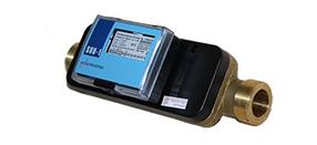 Преобразователь расхода жидкости ультразвуковой SDU-1 Dy 25, Qnom 3,5 м3/ч,