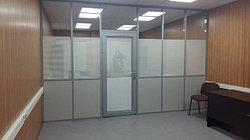 Офисные перегородки для Логистического центра