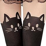 Колготки с рисунком Kitty , фото 3
