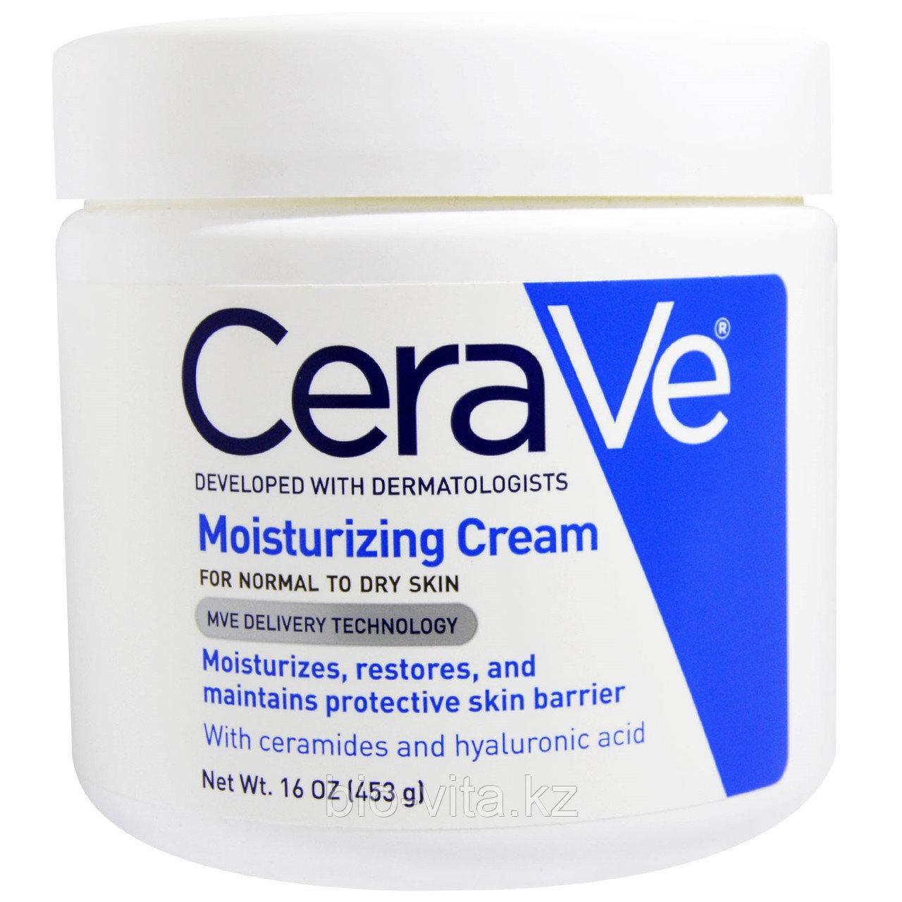 CeraVe, Увлажняющий крем  (453 g)