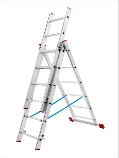 Лестницы-стремянки аллюминевые