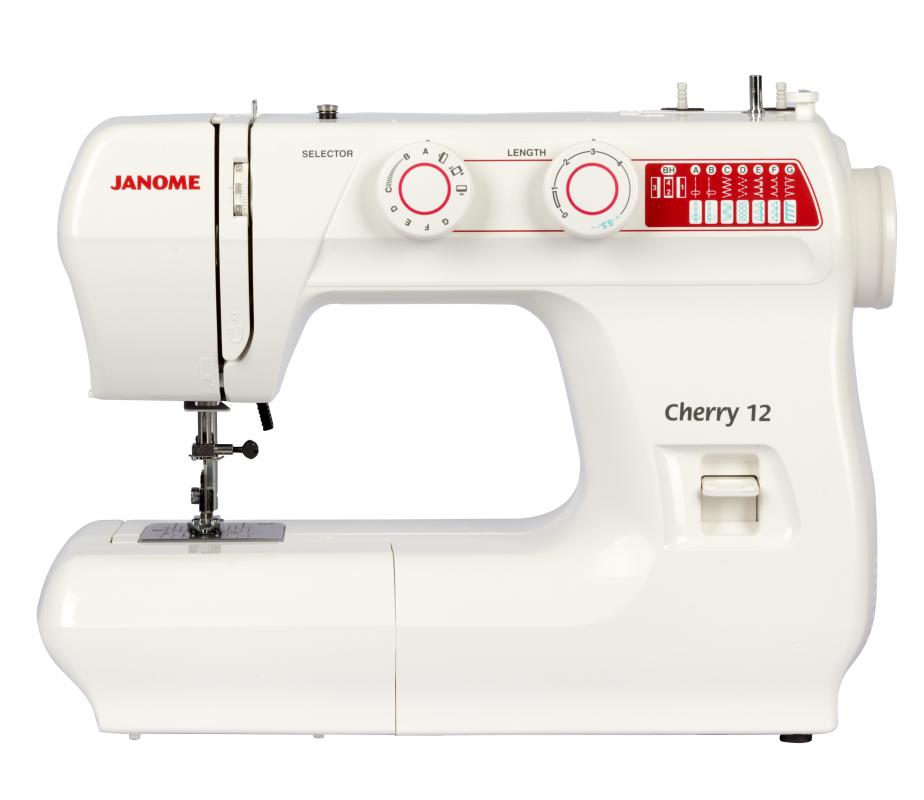 Швейная машина Janome Cherry 12