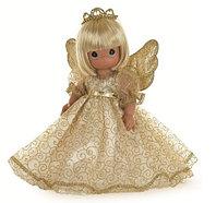 """Кукла Precious Moments """"Ангельский шепот"""" блондинка, 30 см"""