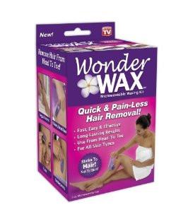 Набор для эпиляции Wonder Wax
