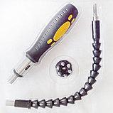 Гибкий удлинитель для отвертки и дрели Snake Bit, фото 3