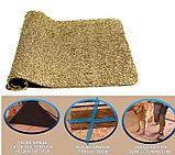 Супервпитывающий придверный коврик Clean Step Mat New, фото 4