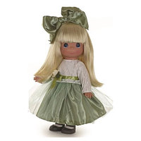"Кукла Precious Moments ""Симпатичная блондинка в кружевах"", 30 см, фото 1"