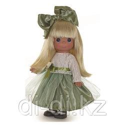 """Кукла Precious Moments """"Симпатичная блондинка в кружевах"""", 30 см"""