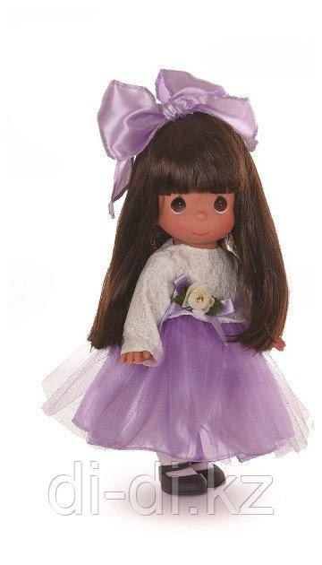 "Кукла Precious Moments ""Симпатичная брюнетка в кружевах"" (30 см)"