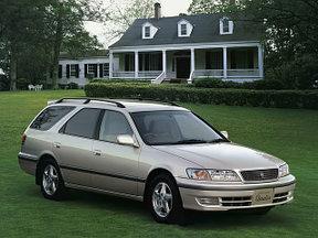 Mark II Wagon Qualis 1997-1999