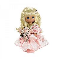 "Кукла Precious Moments ""Само очарование"" блондинка 30 см, фото 1"