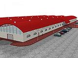 Строительство логистических, трансортно-логистических, складских, торговых центров и комплексов, фото 3