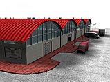 Строительство логистических, трансортно-логистических, складских, торговых центров и комплексов, фото 4