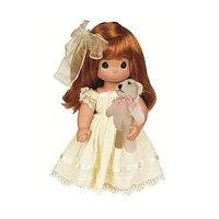 "Куклы Precious Moments ""Люби меня"", рыжая 30см"