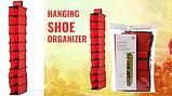 Органайзер для обуви подвесной с 10 секциями  , фото 2