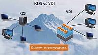 Виртуальный рабочий стол - VDI или RDS