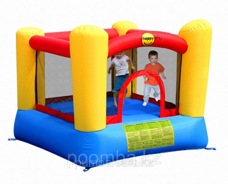 Детский надувной батут Happy Hop 9003 Батут Мини замок